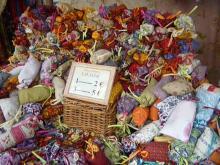 Sachet de lavande fleuri
