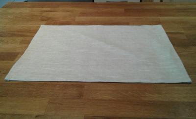 6 sets de table en lin  linthal