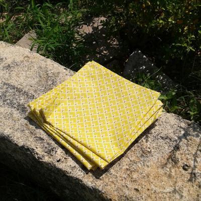 Lot de 6 serviettes isabella