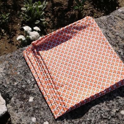 Lot de 6 serviettes  Sierra